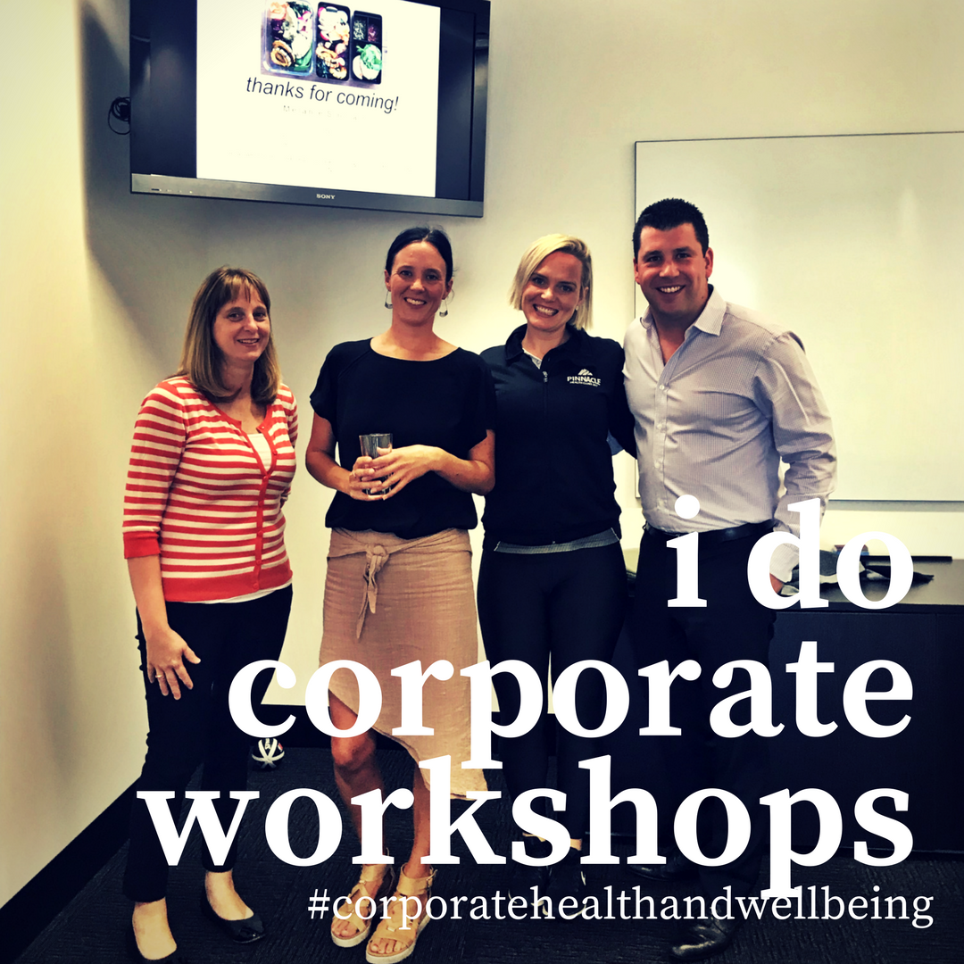 i do corporate workshops